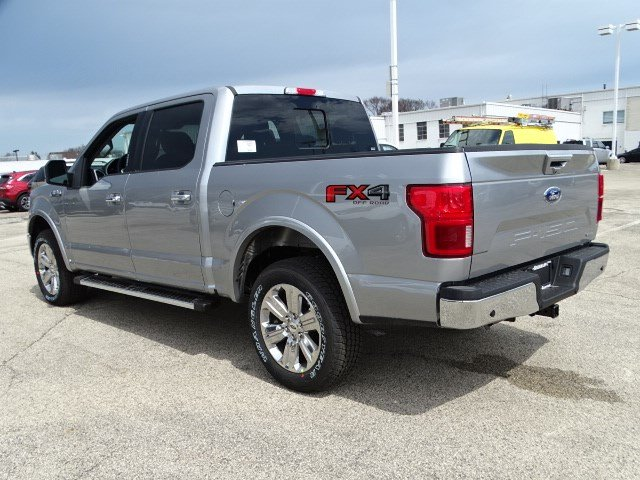 2020 Ford F-150 SuperCrew Cab 4x4, Pickup #F40471 - photo 1
