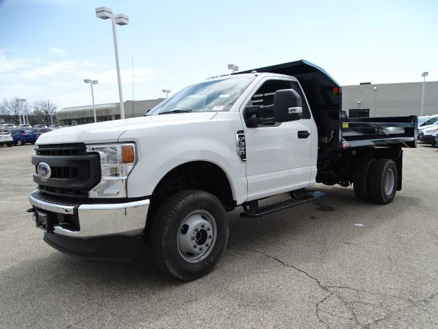 2020 F-350 Regular Cab DRW 4x4, Monroe MTE-Zee Dump Body #F40473 - photo 1