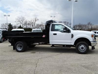2020 F-350 Regular Cab DRW 4x4, Monroe MTE-Zee Dump Body #F40473 - photo 4