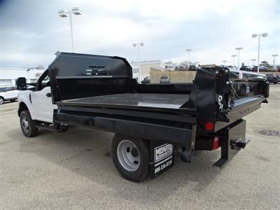 2020 F-350 Regular Cab DRW 4x4, Monroe MTE-Zee Dump Body #F40473 - photo 2