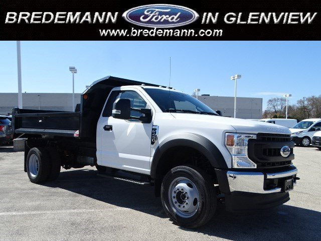 2020 Ford F-450 Regular Cab DRW 4x4, Monroe Dump Body #F40485 - photo 1