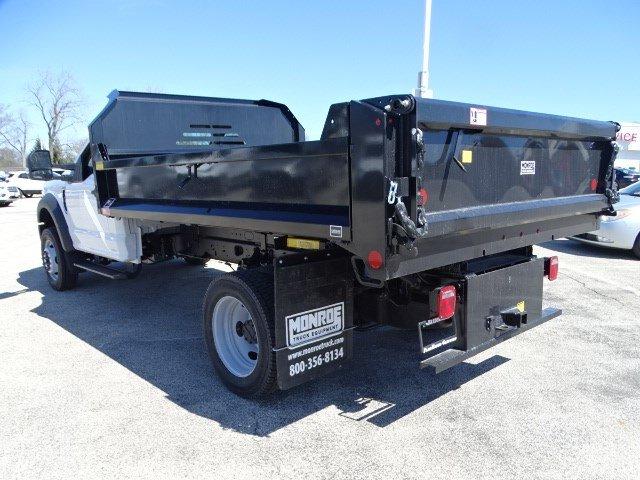 2020 Ford F-450 Regular Cab DRW 4x4, Monroe MTE-Zee Dump Body #F40485 - photo 5