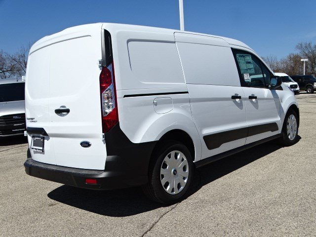 2020 Ford Transit Connect FWD, Empty Cargo Van #F40486 - photo 4