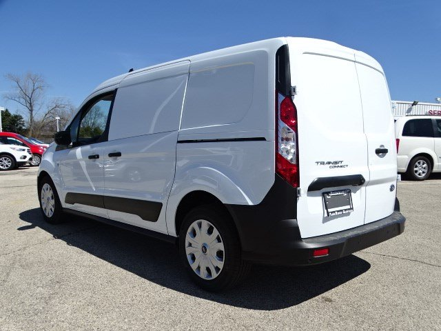 2020 Ford Transit Connect FWD, Empty Cargo Van #F40486 - photo 5