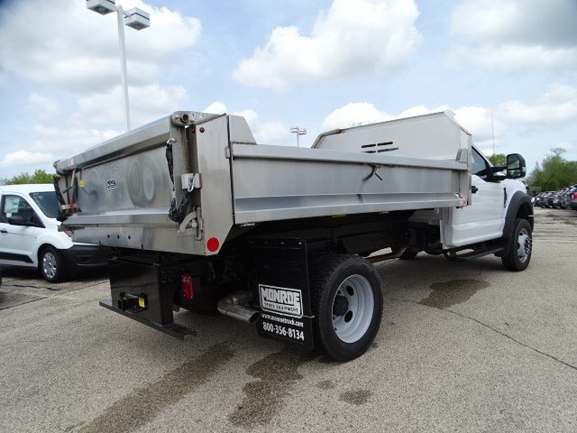2020 Ford F-450 Regular Cab DRW 4x4, Monroe Dump Body #F40506 - photo 1