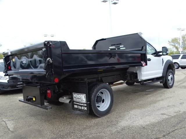 2020 Ford F-450 Regular Cab DRW 4x4, Monroe Dump Body #F40508 - photo 1