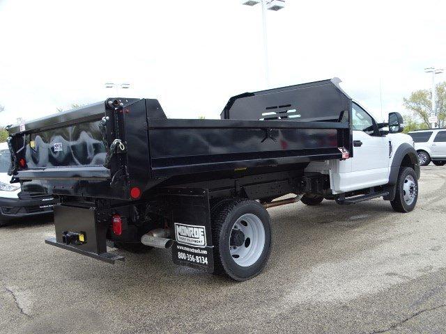 2020 F-450 Regular Cab DRW 4x4, Dump Body #F40508 - photo 2