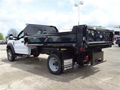 2020 F-450 Regular Cab DRW 4x4, Dump Body #F40508 - photo 4