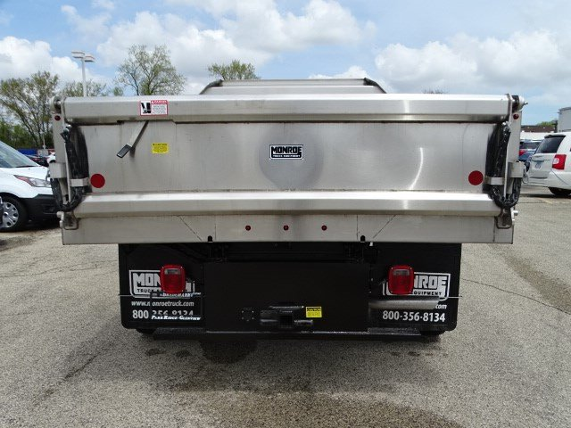 2020 F-450 Regular Cab DRW 4x4, Dump Body #F40509 - photo 19