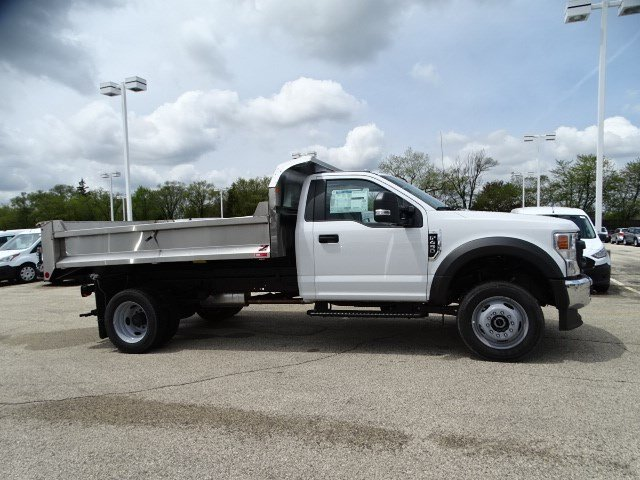 2020 F-450 Regular Cab DRW 4x4, Dump Body #F40509 - photo 3