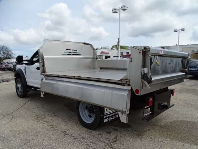 2020 F-450 Regular Cab DRW 4x4, Dump Body #F40509 - photo 22