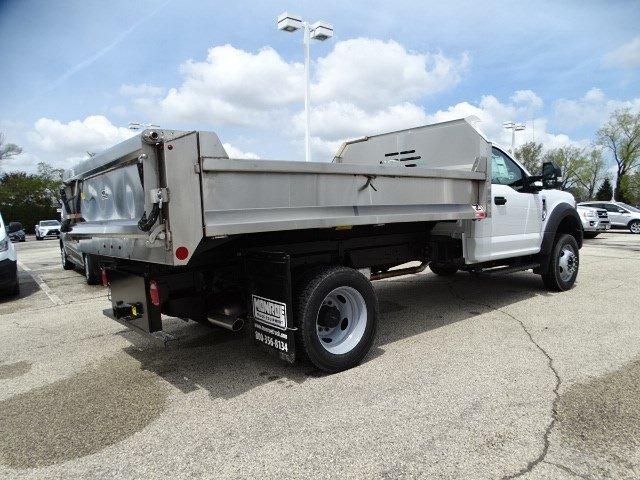 2020 F-450 Regular Cab DRW 4x4, Monroe Dump Body #F40509 - photo 1