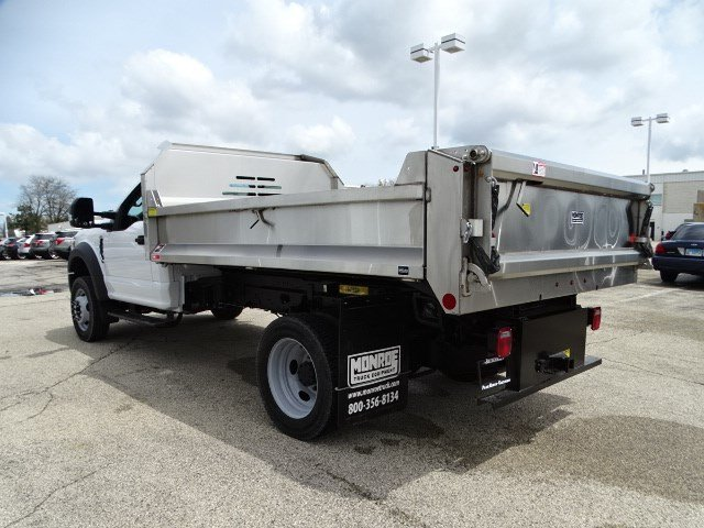 2020 F-450 Regular Cab DRW 4x4, Dump Body #F40509 - photo 4