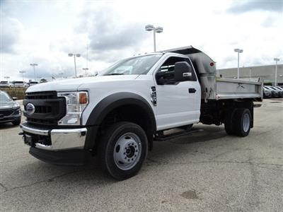 2020 F-450 Regular Cab DRW 4x4, Dump Body #F40509 - photo 5