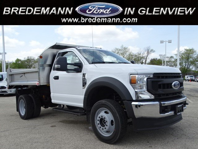 2020 Ford F-450 Regular Cab DRW 4x4, Monroe Dump Body #F40511 - photo 1