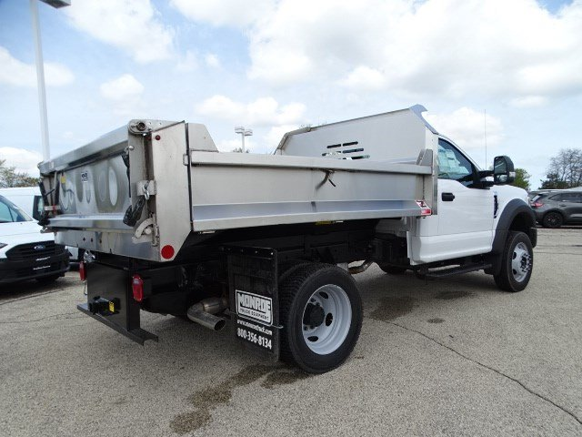 2020 F-450 Regular Cab DRW 4x4, Monroe Dump Body #F40511 - photo 1