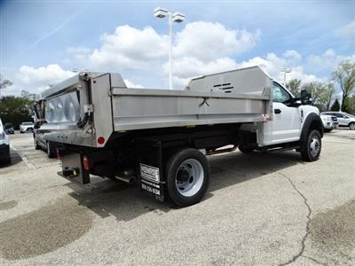 2020 F-450 Regular Cab DRW 4x4, Monroe MTE-Zee SST Series Dump Body #F40512 - photo 2