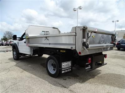 2020 F-450 Regular Cab DRW 4x4, Monroe MTE-Zee SST Series Dump Body #F40512 - photo 4