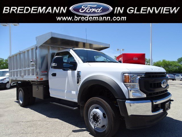 2020 Ford F-450 Regular Cab DRW 4x4, Landscape Dump #F40522 - photo 1
