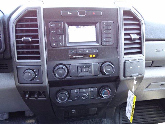 2020 Ford F-450 Regular Cab DRW 4x4, Monroe Work-A-Hauler II Stake Bed #F40523 - photo 11
