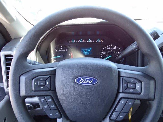 2020 Ford F-450 Regular Cab DRW 4x4, Monroe Work-A-Hauler II Stake Bed #F40523 - photo 12