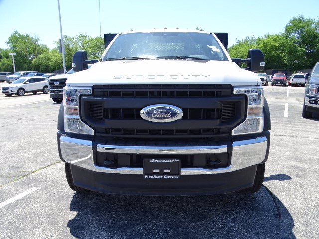 2020 Ford F-450 Regular Cab DRW 4x4, Stake Bed #F40523 - photo 23