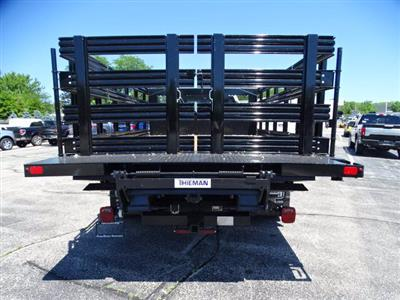 2020 Ford F-450 Regular Cab DRW 4x4, Stake Bed #F40523 - photo 17