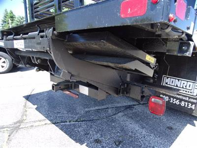 2020 Ford F-450 Regular Cab DRW 4x4, Monroe Work-A-Hauler II Stake Bed #F40523 - photo 18