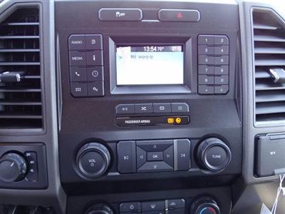 2020 Ford F-450 Regular Cab DRW 4x4, Monroe Work-A-Hauler II Stake Bed #F40523 - photo 9