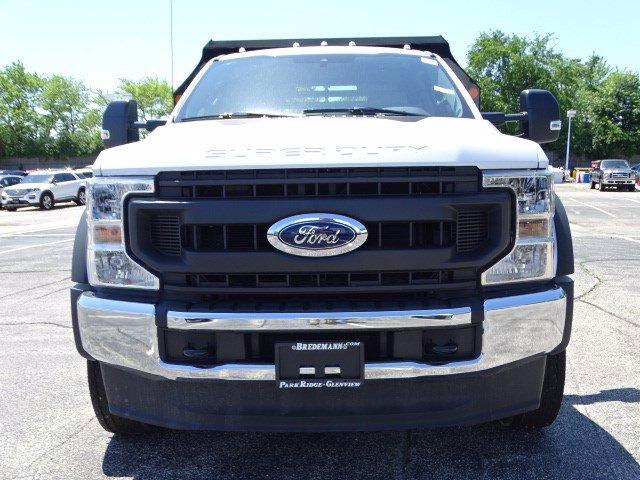 2020 Ford F-450 Regular Cab DRW 4x4, Monroe MTE-Zee Dump Body #F40531 - photo 24