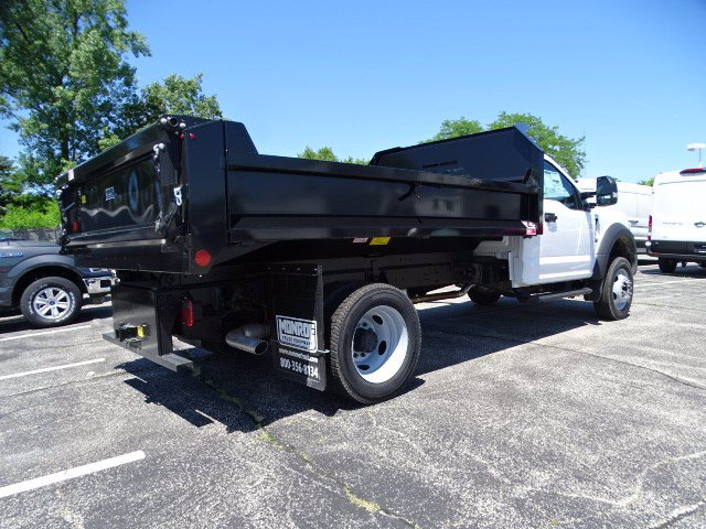 2020 Ford F-450 Regular Cab DRW 4x4, Monroe Dump Body #F40531 - photo 1