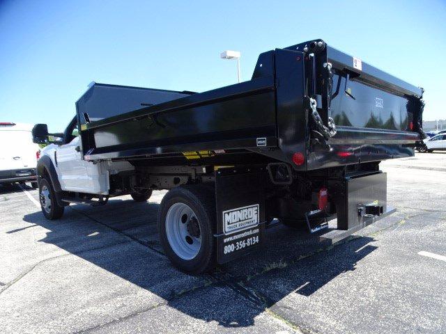2020 Ford F-450 Regular Cab DRW 4x4, Monroe MTE-Zee Dump Body #F40531 - photo 4