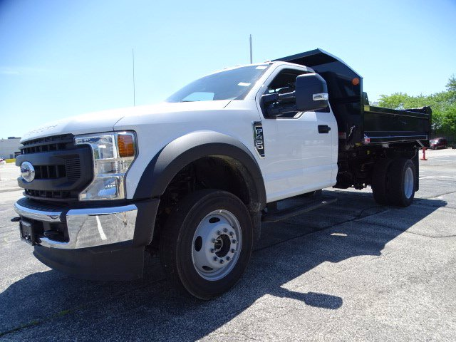 2020 Ford F-450 Regular Cab DRW 4x4, Monroe MTE-Zee Dump Body #F40531 - photo 5