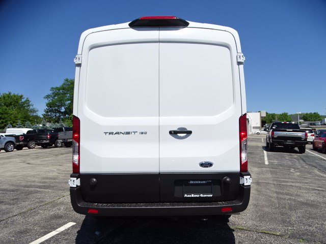 2020 Ford Transit 150 Med Roof RWD, Empty Cargo Van #F40533 - photo 22