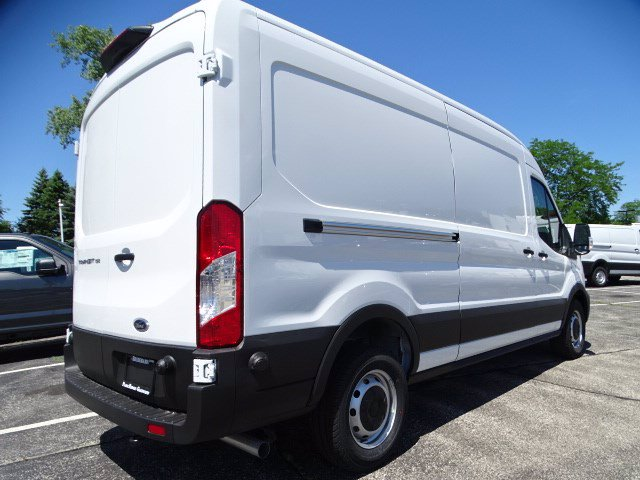 2020 Ford Transit 150 Med Roof RWD, Empty Cargo Van #F40533 - photo 4