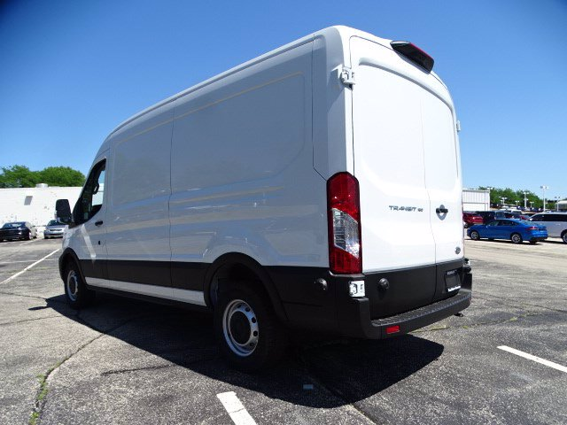 2020 Ford Transit 150 Med Roof RWD, Empty Cargo Van #F40533 - photo 5