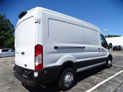 2020 Ford Transit 250 Med Roof AWD, Empty Cargo Van #F40544 - photo 4