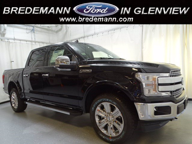 2020 Ford F-150 SuperCrew Cab 4x4, Pickup #F40562 - photo 1