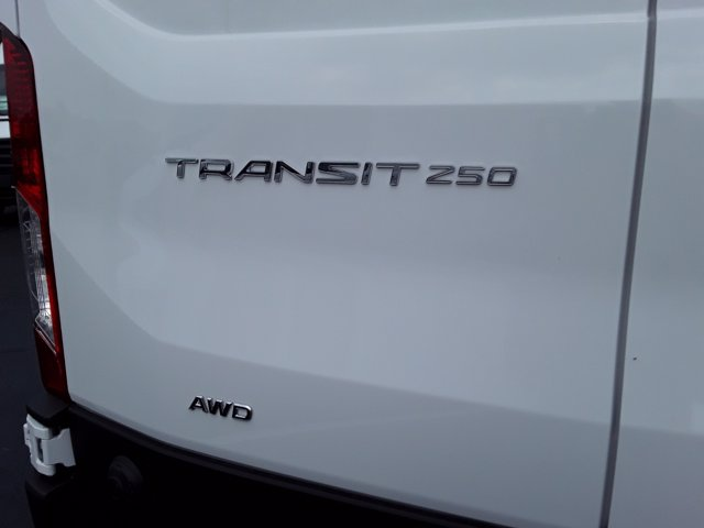 2020 Ford Transit 250 Med Roof AWD, Empty Cargo Van #F40607 - photo 24