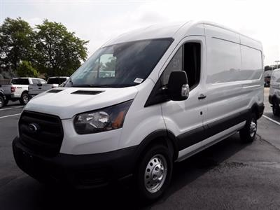 2020 Ford Transit 250 Med Roof AWD, Empty Cargo Van #F40607 - photo 6
