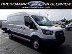 2020 Ford Transit 250 Med Roof AWD, Empty Cargo Van #F40607 - photo 1
