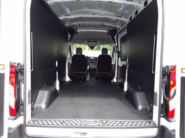 2020 Ford Transit 250 Med Roof RWD, Empty Cargo Van #F40641 - photo 2
