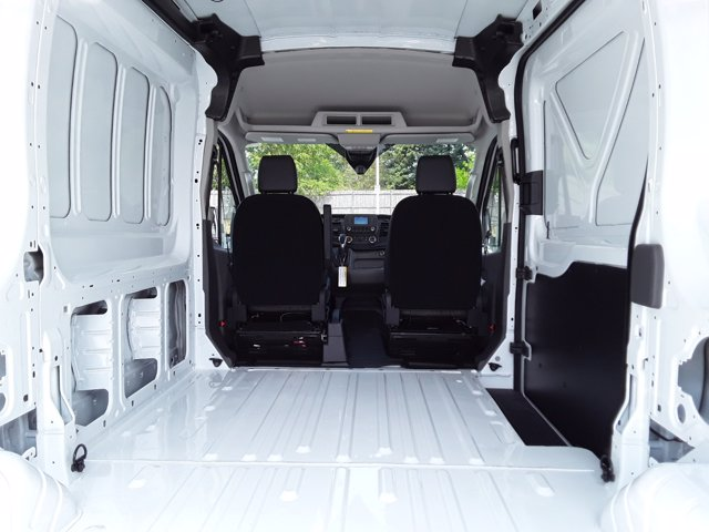 2020 Ford Transit 250 Med Roof RWD, Empty Cargo Van #F40660 - photo 2