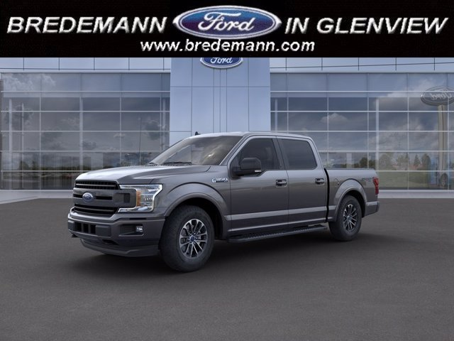 2020 Ford F-150 SuperCrew Cab 4x4, Pickup #F40726 - photo 1