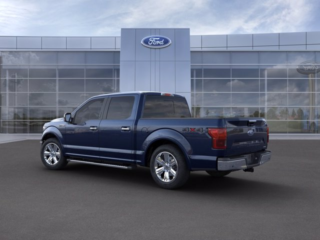 2020 Ford F-150 SuperCrew Cab 4x4, Pickup #F40731 - photo 1