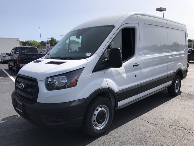 2020 Ford Transit 250 Med Roof RWD, Empty Cargo Van #F40775 - photo 7