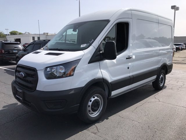 2020 Ford Transit 250 Med Roof RWD, Empty Cargo Van #F40783 - photo 7