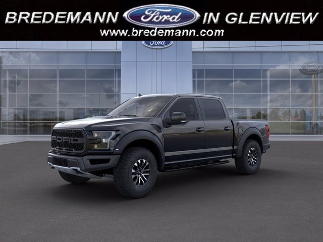 2020 Ford F-150 SuperCrew Cab 4x4, Pickup #F40796 - photo 1