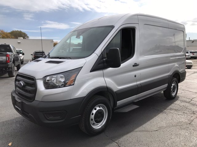 2020 Ford Transit 250 Med Roof RWD, Empty Cargo Van #F40823 - photo 6