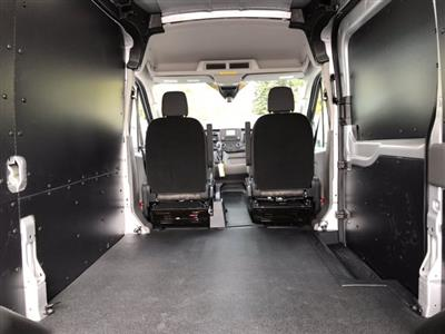 2020 Ford Transit 250 Med Roof RWD, Empty Cargo Van #F40823 - photo 2